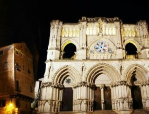 Visitas nocturnas por la Catedral de Cuenca